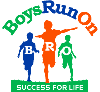 Boys Run On 5k