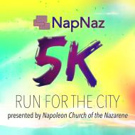NapNaz 5k RUN FOR THE CITY