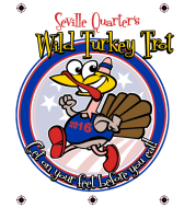 Seville Quarter Wild Turkey Trot