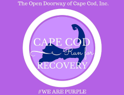 The Open Doorway's 3rd Annual Cape Cod Run For Recovery Relay Race