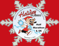 29th Annual City of Loma Linda Holiday Classic Half Marathon and 5K