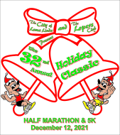 32nd Annual Lopers Club Holiday Classic Half Marathon and 5K
