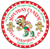 28th Annual City of Loma Linda Holiday Classic Half Marathon and 5K
