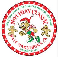 28th Annual City of Loma Linda Holiday Classic Half Marathon and 5K