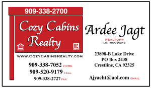 Cozy Cabins Realty - Ardee Jagt