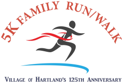 Village of Hartland 125th Anniversay 5K Run / Walk
