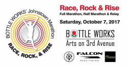 Johnstown Race, Rock & Rise Full Marathon, Half Marathon & Relay Festival