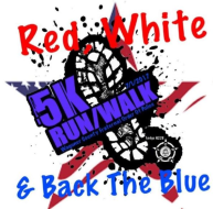 Red, White, and Back the Blue 5k Run/Walk
