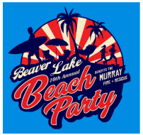 Beaver Lake Beach Party 5k Fun Run and 1 Mile Walk