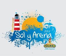 GOLLO SOL Y ARENA BEACH RUN 2017
