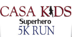 CASA Kids Superhero 5K Run