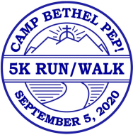 Camp Bethel PEP! 5K Run/Walk