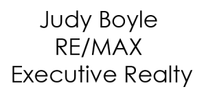 Judy Boyle, Realtor, RE/MAX Executive Realty