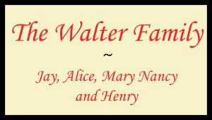 The Walter Family