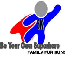Be Your Own Superhero 5K