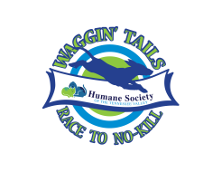 Waggin' Tails 5K Fun Run benefiting the Humane Society of the Tennessee Valley
