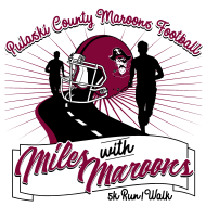 MILES WITH MAROONS 5K VIRTUAL RUN/WALK