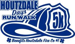 Houtzdale Days 5k Run/Walk and Fireman's Challenge