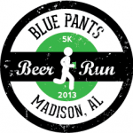 Blue Pants Beer Run