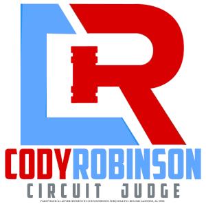 Robinson for Judge