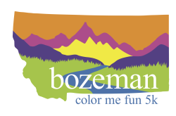 Bozeman Color Me Fun 5K