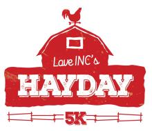 Love INC's HayDay 5k