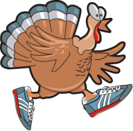 12th Annual Beverly Hills Turkey Trot 5K Virtual 2020