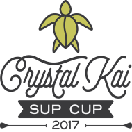 Crystal Kai Stand Up Paddleboarding (SUP) Cup