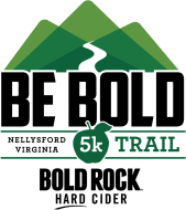 BE BOLD Trail 5K at Bold Rock Cidery