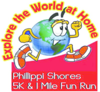 Phillippi Shores 5k - 1mile fun run