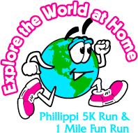 Phillippi Shores 5k - 1mile fun run