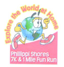 Phillippi Shores 7k - 1mile fun run