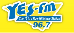 15 In A Row Station! YES-FM