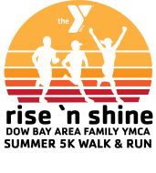 DOW BAY AREA FAMILY YMCA RISE 'N SHINE 5K