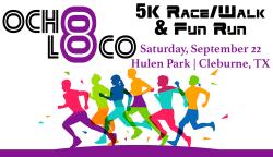 Ocho Loco 5K & Fun Run