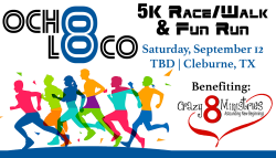 Ocho Loco 5K & Fun Run