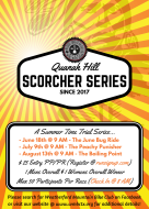 Quanah Hill Scorcher Series
