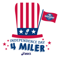 Asics Independence Day 4 Miler presented by Independent Brewing Company