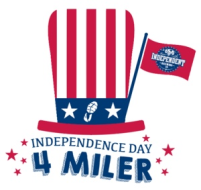 Independence Day 4 Miler presented by Independent Brewing Company