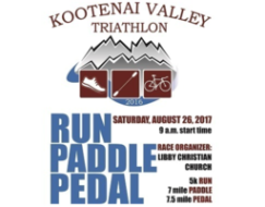 Kootenai Valley Triathlon