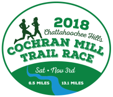 Cochran Mill Trail Race - 13.1 and 6.5 milers