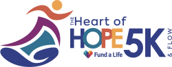 Fund a Life's Heart of Hope 5k & Flow - 5th Annual!