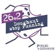 Fueled by Doughnuts - Marathon Training