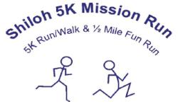 Shiloh 5K Mission Run/Walk & 1/2-Mile Fun Run