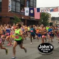 John's Striders Bluegrass 10,000 Training Group