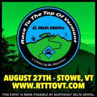 Northeast Delta Dental Race To The Top Of Vermont