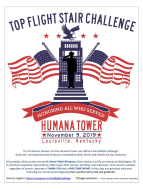2019 Top Flight Challenge Stair Climb