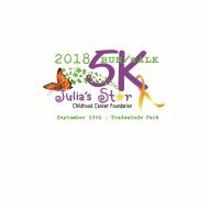 Julia's Star 5K Run/walk & 1 mile