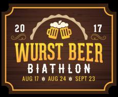 Wurst Beer Biathlon August 24