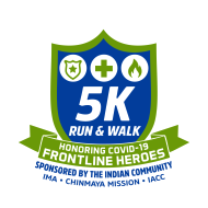 COVID-19 FRONTLINE HEROES 5K Run/Walk